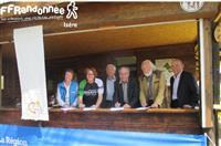 Signature d'une Charte entre Randonneurs - Chasseurs - Cavaliers-Vététistes