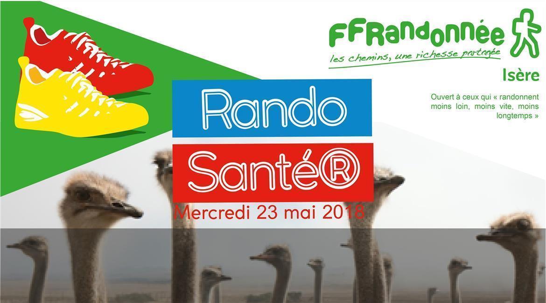 Journée Rando Santé® à Vezeronce-Curtin organisée par la FFRandonnée Isère