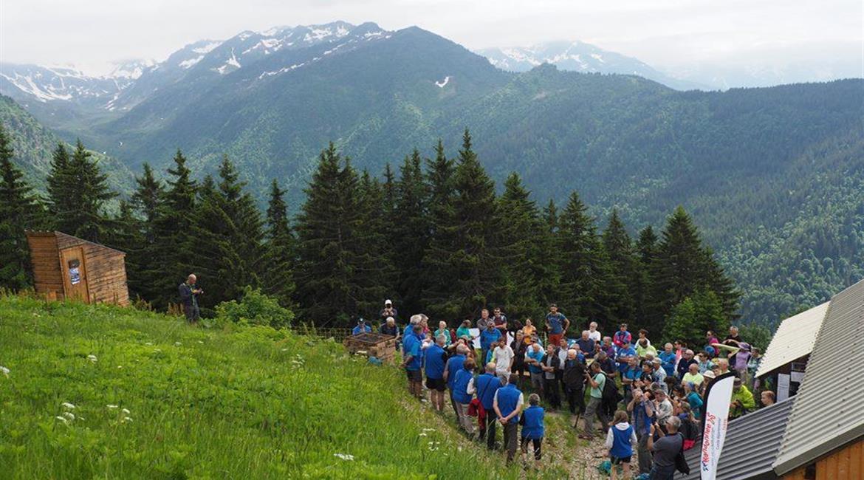 ENCARTS PUBLICITAIRES : Calendrier 2019 des randonnées de l'Isère