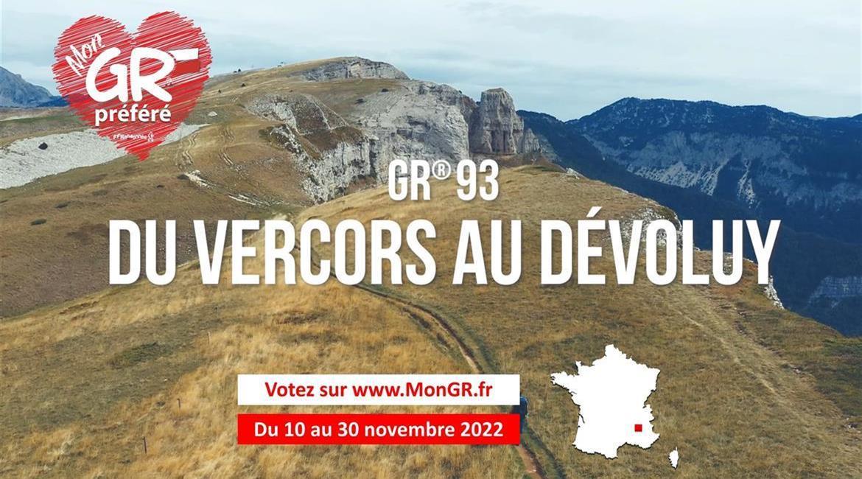 Mon GR® Préféré 2020 - Votez pour le GR®738 la Haute Traversée de Belledonne